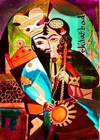 ژیلا عبادی