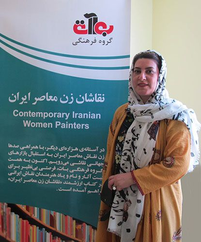 سهیلا احمدی شمس آبادی